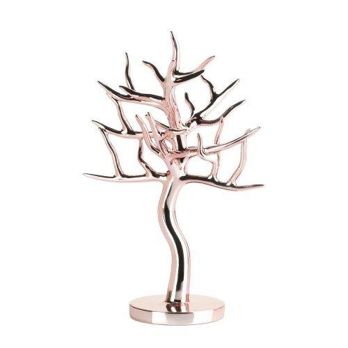 Rose Gold Jewelry Tree (pack of 1 EA)