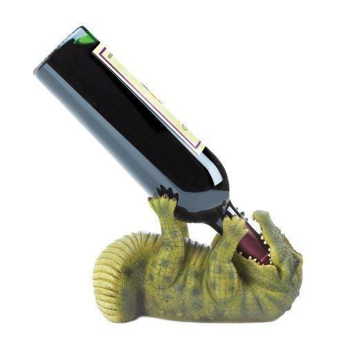Alligator Wine Bottle Holder (pack of 1 EA)