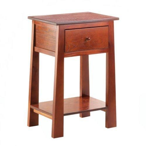 Contemporary Craftsman Accent Table (pack of 1 EA)