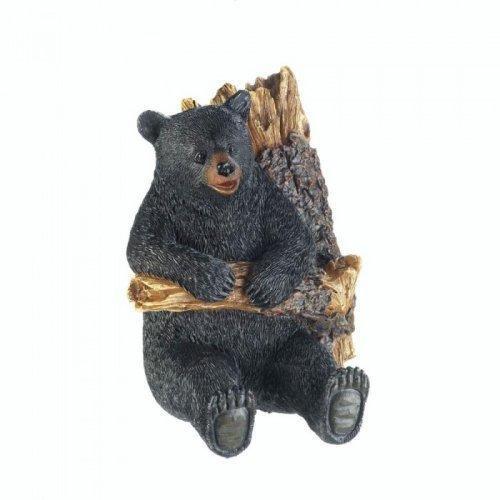 Bear In A Tree Wall Hook (pack of 1 EA)