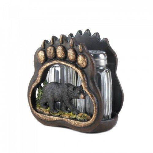 Bear Paw Salt And Pepper Holder (pack of 1 EA)