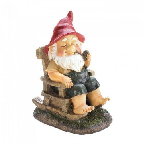 Rocking Chair Gnome (pack of 1 EA)
