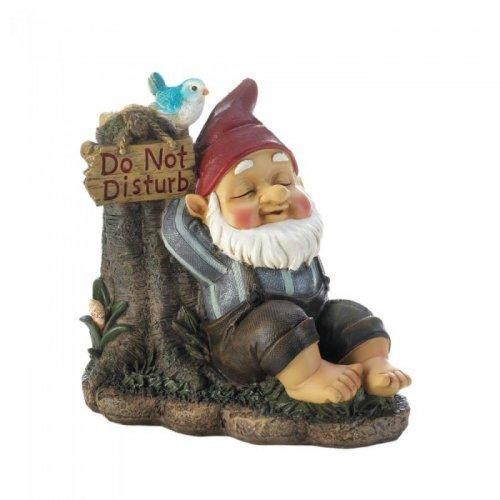Do Not Disturb Gnome (pack of 1 EA)