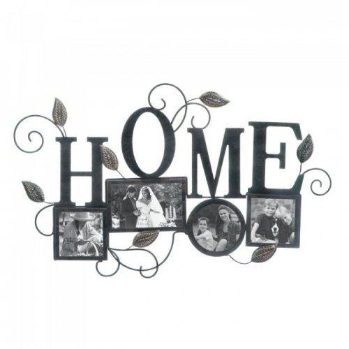 Home 4-photo Wall Frame (pack of 1 EA)