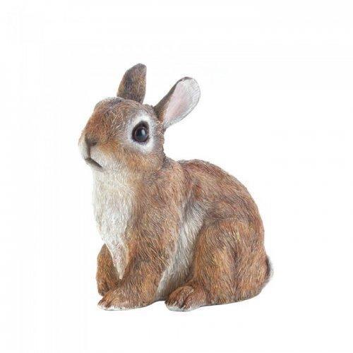 Garden Sitting Bunny Statue (pack of 1 EA)