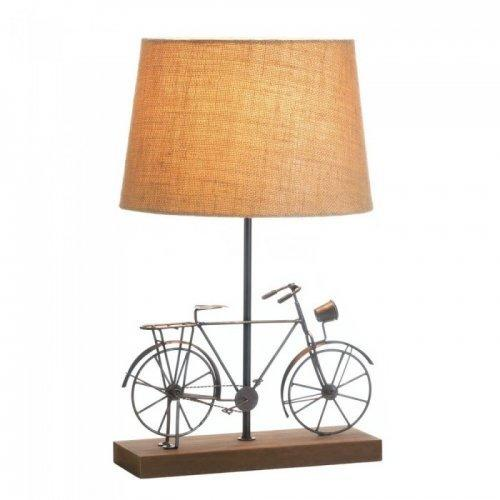 Old-fashion Bicycle Table Lamp (pack of 1 EA)