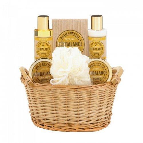 Honey Almond Spa Set (pack of 1 SET)