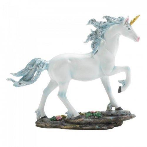 White Unicorn Figurine (pack of 1 EA)