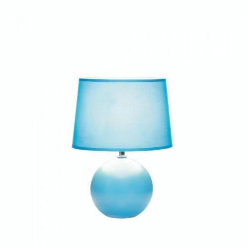Blue Round Base Table Lamp (pack of 1 EA)