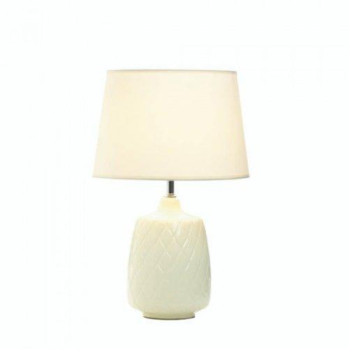 Quilted Diamonds Table Lamp (pack of 1 EA)