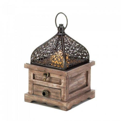 Small Flip-top Moroccan Lantern (pack of 1 EA)