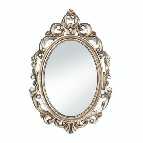 Gold Royal Crown Wall Mirror (pack of 1 EA)