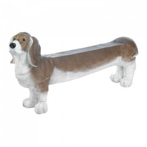 Basset Hound Doggy Bench (pack of 1 EA)