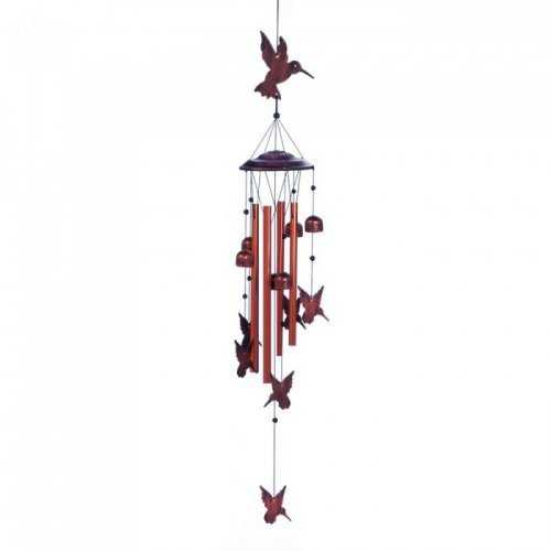 Fluttering Hummingbirds Chimes (pack of 1 EA)