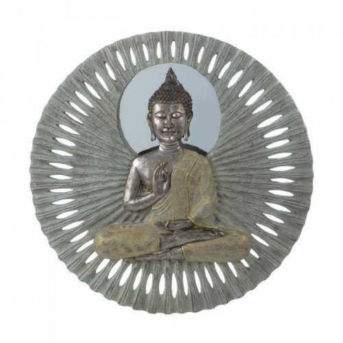 Buddha Circular Wall Decor (pack of 1 EA)