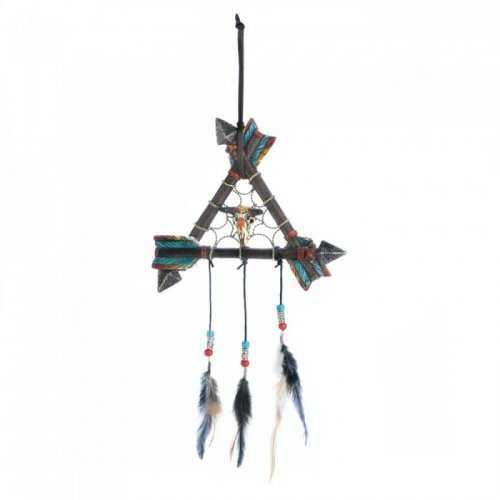 Arrow Dreamcatcher Decoration (pack of 1 EA)