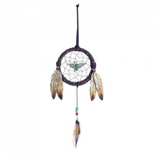 Feather Dreamcatcher Decoration (pack of 1 EA)