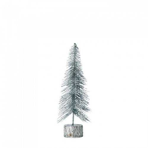 Small Silver Glitter Tree (pack of 1 EA)