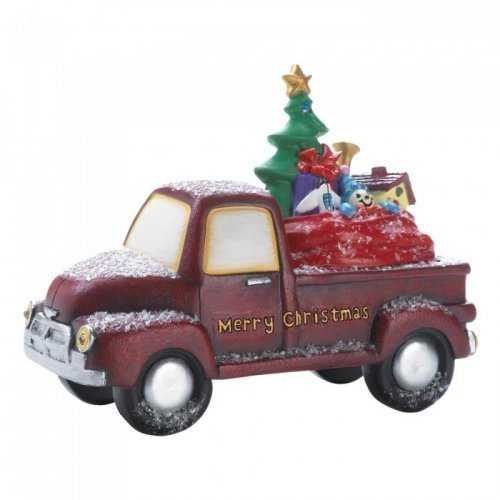 Light-up Toy Delivery Truck (pack of 1 EA)