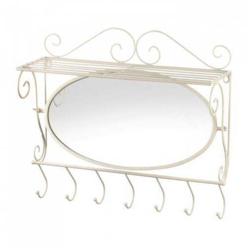 Mirrored Wall Shelf (pack of 1 EA)