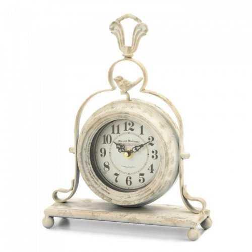 Vintage Tabletop Clock (pack of 1 EA)
