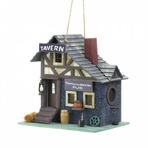 Tavern Birdhouse