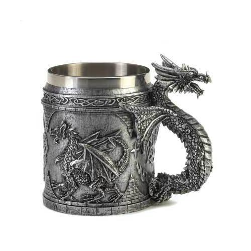 Celtic Dragon Mug