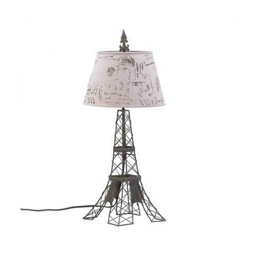 Eiffel Tower Table Lamp (pack of 1 EA)