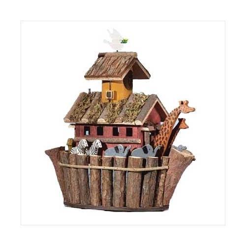 Noah`s Ark Birdhouse
