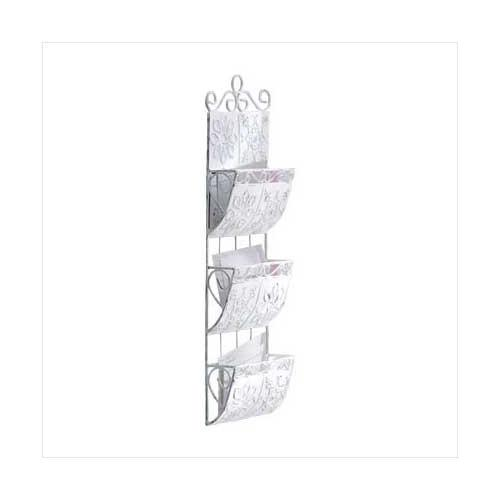 Classic White Letter Organizer (pack of 1 EA)