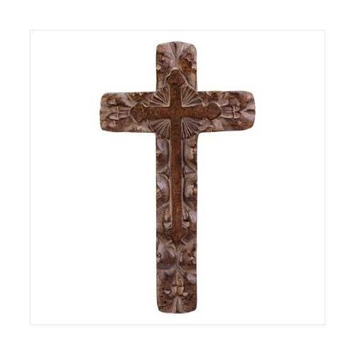 Rustic Wall Cross (pack of 1 EA)