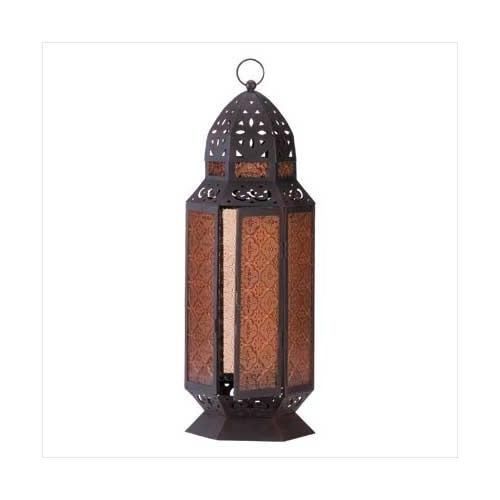 Tall Moroccan-style Lantern (pack of 1 EA)