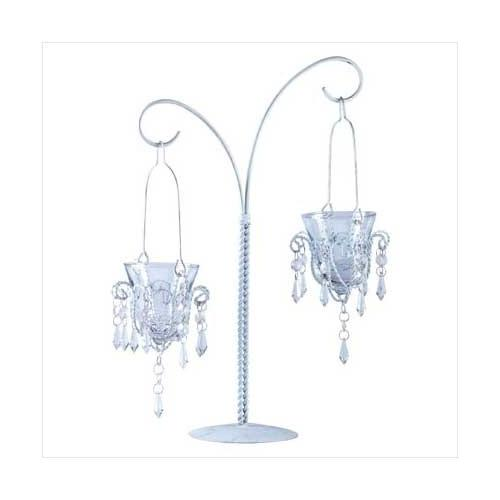 Mini-chandelier Votive Stand (pack of 1 EA)