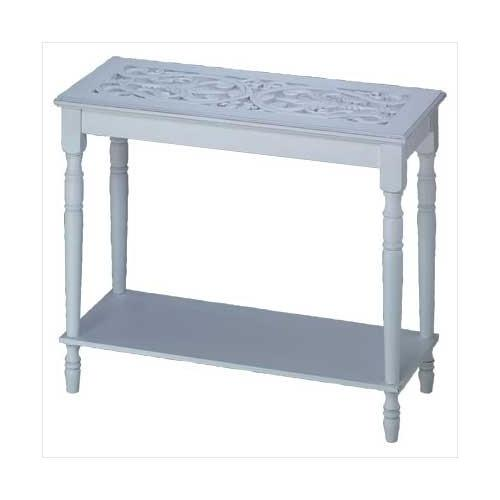 Carved-top Table (pack of 1 EA)