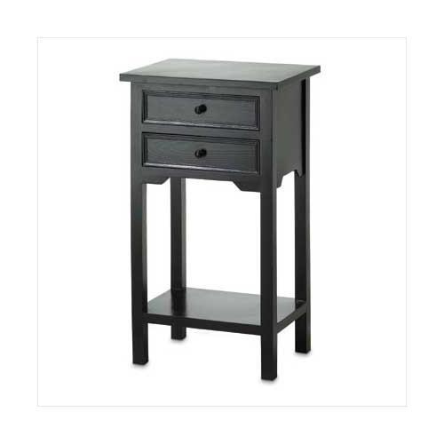 Black Side Table (pack of 1 EA)