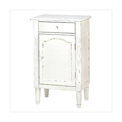 Graceful Antiqued Cabinet (pack of 1 EA)