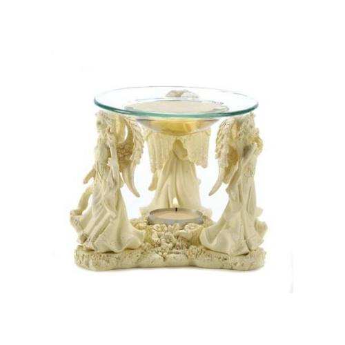 Angelic Trio Oil Warmer (pack of 1 EA)