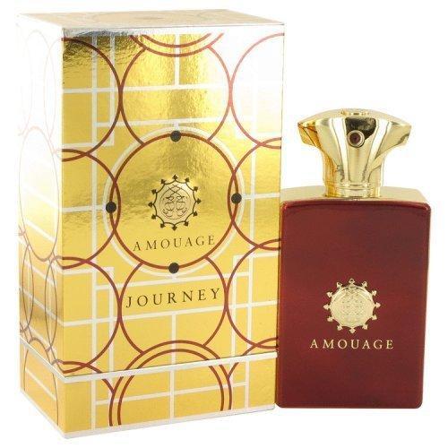 Amouage Journey By Amouage Eau De Parfum Spray 3.4 Oz (pack of 1 Ea)