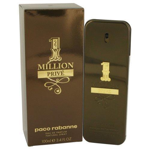 1 Million Prive By Paco Rabanne Eau De Parfum Spray 3.4 Oz (pack of 1 Ea)