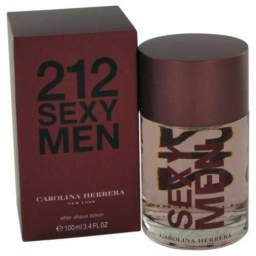 212 Sexy By Carolina Herrera After Shave 3.3 Oz (pack of 1 Ea)