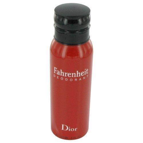 Fahrenheit By Christian Dior Deodorant Spray 5 Oz (pack of 1 Ea)