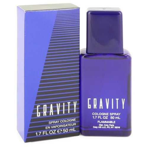 Gravity By Coty Cologne Spray 1.7 Oz (pack of 1 Ea)