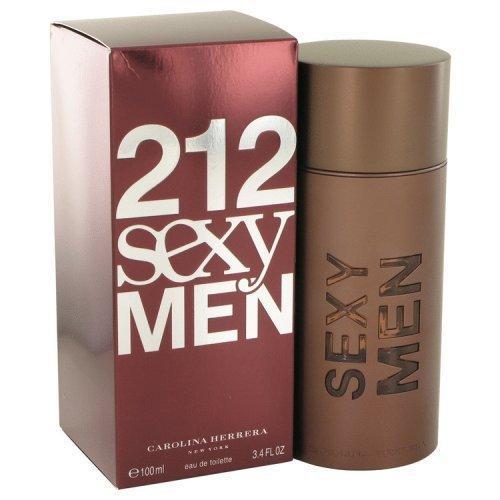 212 Sexy By Carolina Herrera Eau De Toilette Spray 3.3 Oz (pack of 1 Ea)