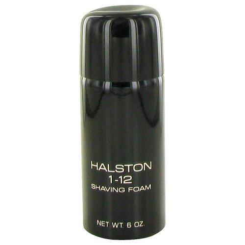 Halston 1-12 By Halston Shaving Foam 6 Oz (pack of 1 Ea)
