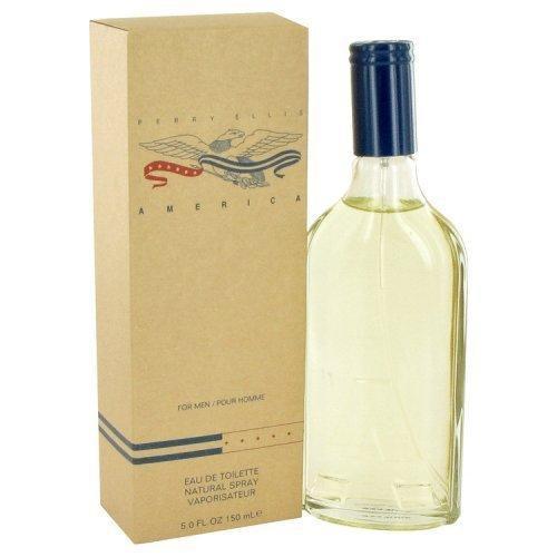 America By Perry Ellis Eau De Toilette Spray 5 Oz (pack of 1 Ea)