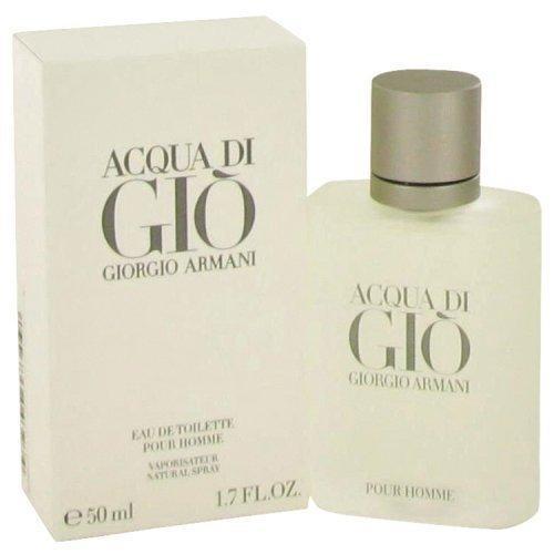 Acqua Di Gio By Giorgio Armani Eau De Toilette Spray 1.7 Oz (pack of 1 Ea)
