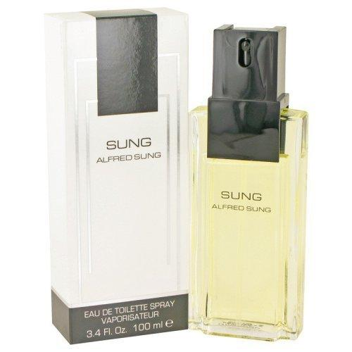 Alfred Sung By Alfred Sung Eau De Toilette Spray 3.4 Oz (pack of 1 Ea)