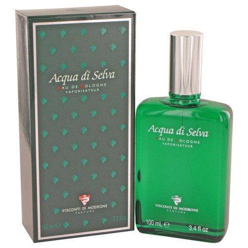 Aqua Di Selva By Visconte Di Modrone Eau De Cologne Spray 3.4 Oz (pack of 1 Ea)