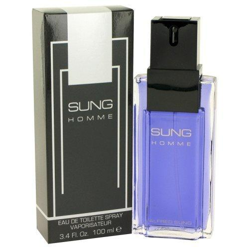 Alfred Sung By Alfred Sung Eau De Toilette Spray 3.3 Oz (pack of 1 Ea)
