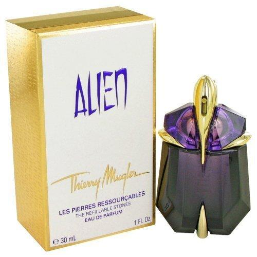 Alien By Thierry Mugler Eau De Parfum Spray Refillable 1 Oz (pack of 1 Ea)